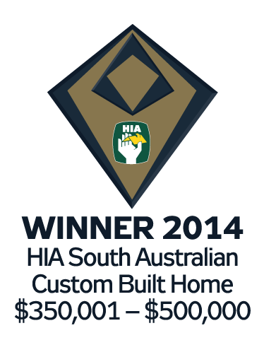 HIA Custom Built Home Award - 2014
