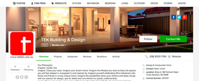 Check out TEK Building & Design on Houzz